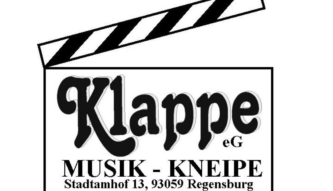 klappe_Logo