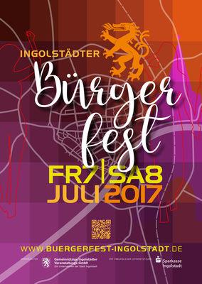 Bürgerfest Ingolstadt 2017